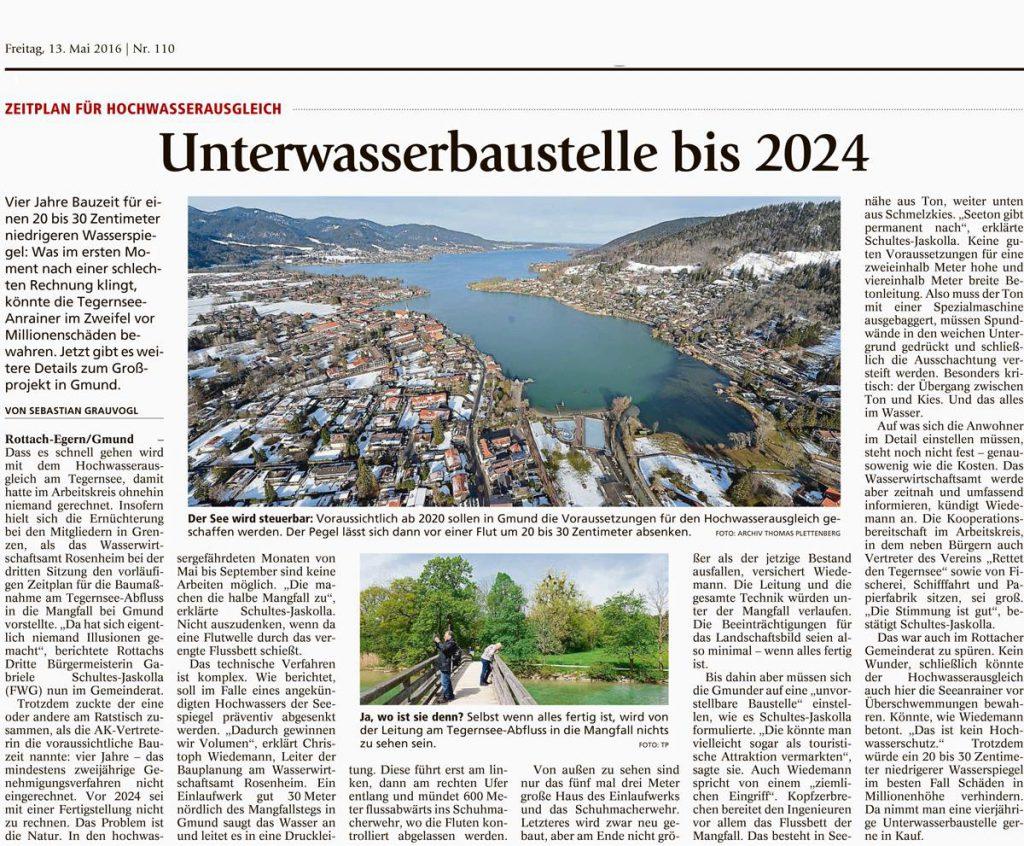 Quelle: Tegernseer Zeitung, 13.05.2016